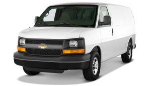 Mike Albert — Chevrolet Express Rental