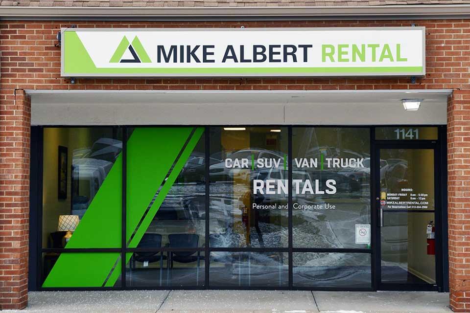 Mike Albert Rental Milford Ohio